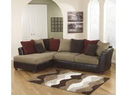Ashley Furniture Microfiber Sectional 72 with Ashley Furniture Microfiber Sectional
