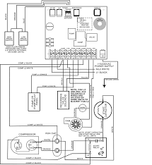 Carrier hvac thermostat wiring diagram central air conditioner schematic installation car conditioning