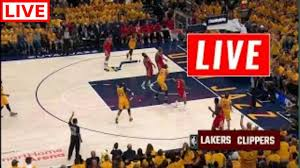 NBA LIVE 🔴 Los Angeles Lakers vs Los Angeles Clippers Live Stream - Lakers  vs Clippers live Stream - YouTube