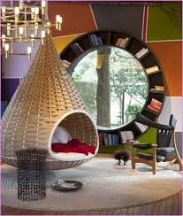 hanging chairs for bedrooms. Hanging Chair For Girls Bedroom - Visionexchange.co Chairs Bedrooms M