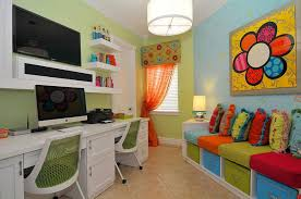 Office and playroom Shared Living Room Home Office Playroom Ideas Small Home Office And Playroom Combo With Plush Seating And Built In Storage Best Home Ideas Home Office Playroom Ideas Small Home Office And Playroom Combo With