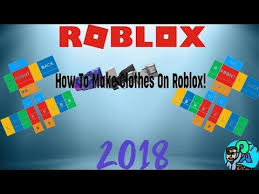 How To Make Clothes On Roblox 29 How To Make Clothes On Roblox 2018 Roblox Tutorial Youtube