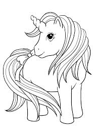Free Printable Unicorn Coloring Pages Free Printable Adult Coloring