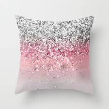 Sparkly Decorative Pillows