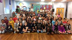 may 22 2017 robert enjoyed his visit with the fourth grade students today at the new garden elementary school in toughkenamon pa