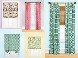 Small Bedroom Window Treatments 8 Styles Of Custom Window Treatments Hgtv