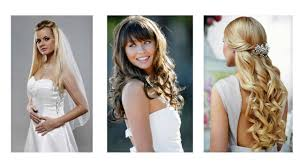 Losse Bruidskapsels