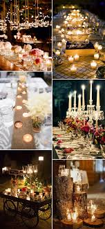 candle lighting ideas. 5 ways to light your wedding receptions candle lighting ideas