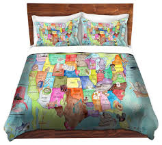 world map duvet cover the duvets