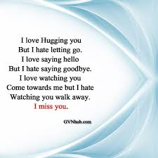 I Miss You Messages For Girlfriend Missing You Quotes For He Gvnhub