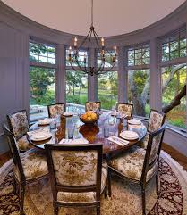 nook table dining room traditional
