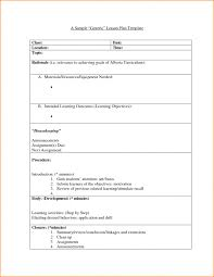 sample lesson plan outline englishlinx com lesson plan template formats pics for elementary