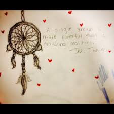 Dream Catcher Love Quotes