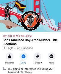 Rubber Design Sf Media Tweets By Mr San Francisco Rubber Mrsfrubber Twitter