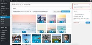 Wordpress Photo Gallery Theme Creating Your First Gallery Modula