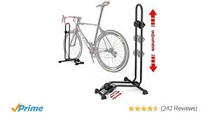 Pro Bike Display Stand Review Amazon Bikehand Bike Bicycle Floor Parking Rack Storage 55