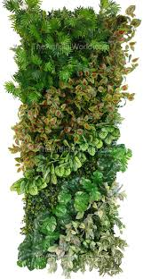 faux living wall vertical 30 80