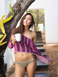 Michaela Isizzu Nude In Morning Coffee Free Ultra Films Picture Gallery At Elite Babes