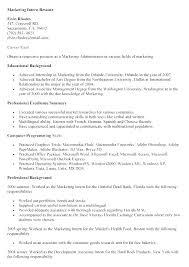Cover Letter Computer Science Internship Example Internship Resume Cover Letter For Marketing Internship
