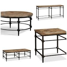 parquet reclaimed wood console table pottery barn archive for accent tables decor look alikes collection