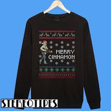 Gerry Size Chart Gerry Cinnamon Merry Cinnamon Christmas Sweatshirt