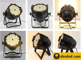 Đèn led vàng nắng 54 bóng x 3W cực đẹp cho chiếu sáng sân khấu - ĐÈN LED