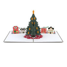Christmas Card Picture Pop Up Christmas Cards Lovepop