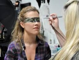 image of makeup artist in dallas tx