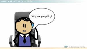 Public Speaking Definition Using Vocal Qualities To Convey Meaning In Public Speaking Video
