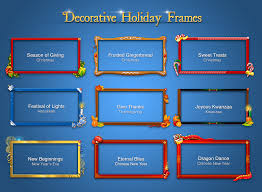 decorative holiday frames to help improve your conversion rate over the upcoming holidays they re absolutely free to as a gift from us to you
