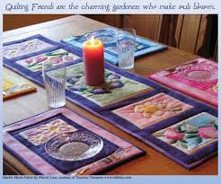 16 best Placemats images on Pinterest   Crafts, Board and Cozy & Quilting & Sewing Project Patterns   Warm Company - runner & placemats Adamdwight.com