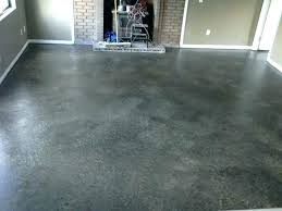 skim coat concrete floor skim coat concrete wall how to paint concrete walls i painted my concrete floor i did skim coat concrete