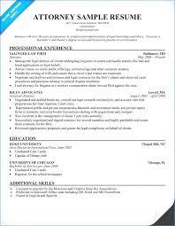 Associate Attorney Resume Sample Sarahepps Com