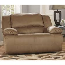 chair and a half recliner. Hogan Chair And A Half Wall Recliner In Mocha Beige, Ashley, Collection H