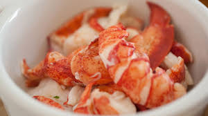 cooked lobster.  Cooked Maine Lobster Meat 1lb With Cooked