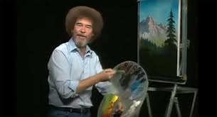 bob ross color palette in css
