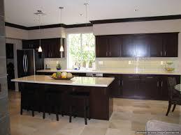 Espresso Cabinets Kitchen Design Kitchen Designs With Espresso Cabinets Kitchen And Dining