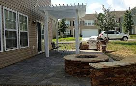 diy fire pit patio inspirational paver patio with deck brick paver patio with steps deck effte