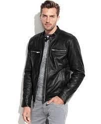 moto leather jacket mens. guess leather moto jacket - coats \u0026 jackets men macy\u0027s | clothing pinterest men\u0027s mens