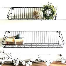 wall mounted basket basket equipment support storage