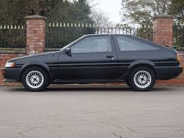 1986 Toyota Corolla GT Coupe £29,995