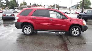 2005 Chevrolet Equinox, Maroon - STOCK# 11235 - YouTube