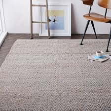 jute chenille herringbone rug natural platinum c transform any room in your house with an area rug