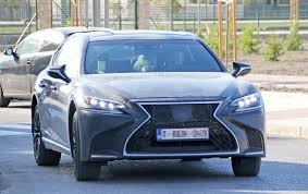 Report: Twin-Turbo V8 Lexus LS F Coming to 2017 Tokyo Motor Show ...