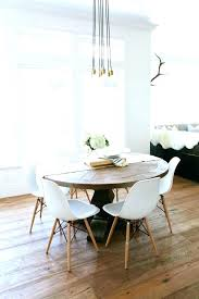 elegant contemporary kitchen tables at erfly ash modern dining table inside