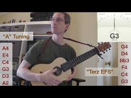 An All Unwound Guilele Tuning
