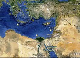 Στρατηγικά και επικοινωνιακά παίγνια στην Ανατολική Μεσόγειο