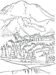 lion coloring page mountain lion coloring page mountains pages west animal lion guard coloring pages to