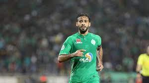 الرجاء المغربي يثق في تجديد عقد لاعبه محسن متولي - التيار الاخضر