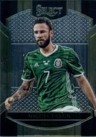 Se la mientan a futbolista de rayados, miguel layun. Amazon Com 2016 Panini Select 16 Miguel Layun Mexico Soccer Card Collectibles Fine Art
